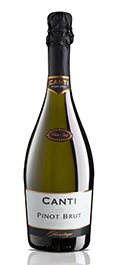 Product Image of Canti Pinot Brut Sparkling Italian Wine