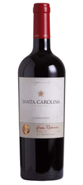 Product Image of Santa Carolina Gran Reserva Carmenere Chilean Red Wine