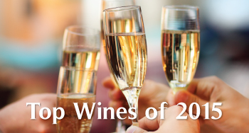 The top 10 wines sold through Estate Wines in 2015