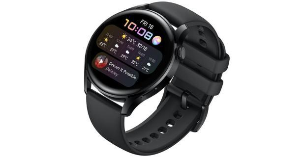 Reloj Huawei.