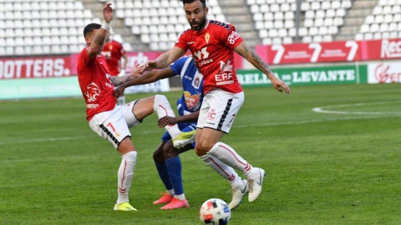 Linares, UCAM Murcia y Real Murcia también no logran la victoria