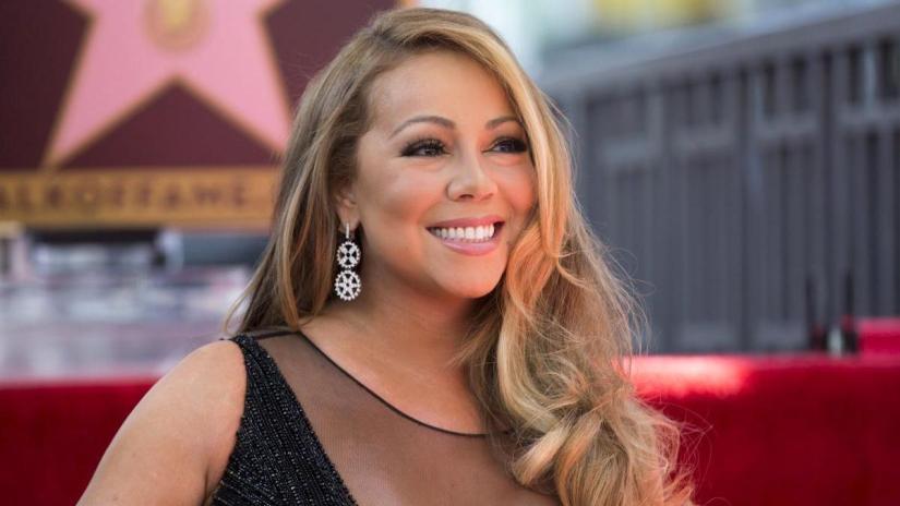 An image of Mariah Carey.