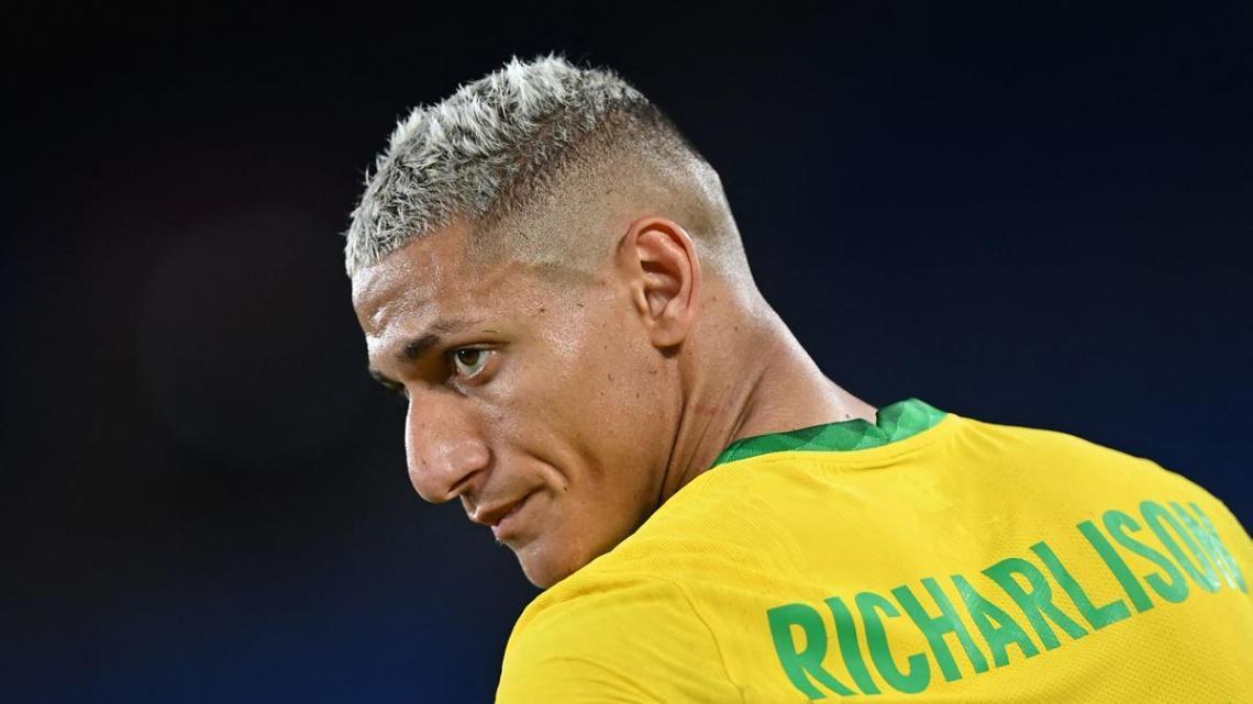 """Richarlison se burla de los argentinos: """"Anvisa 1-0 Argentina"""""""