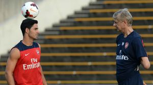Wenger: Arteta has the ingredients to be a very good coach