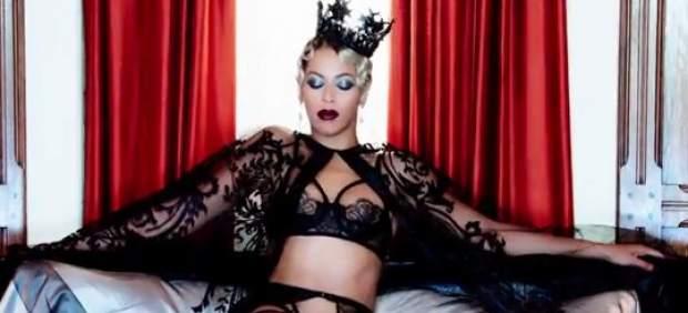 Beyoncé en ´Haunted´