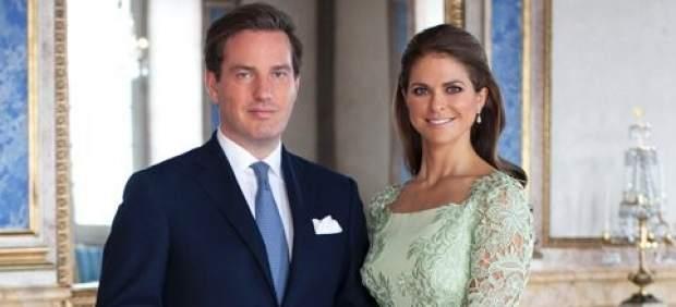 Magdalena de Suecia y Christopher O´Neill