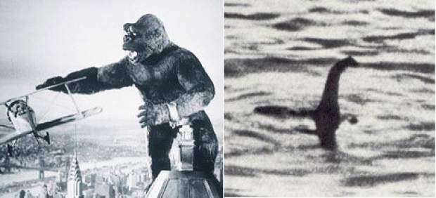 King Kong y Nessie