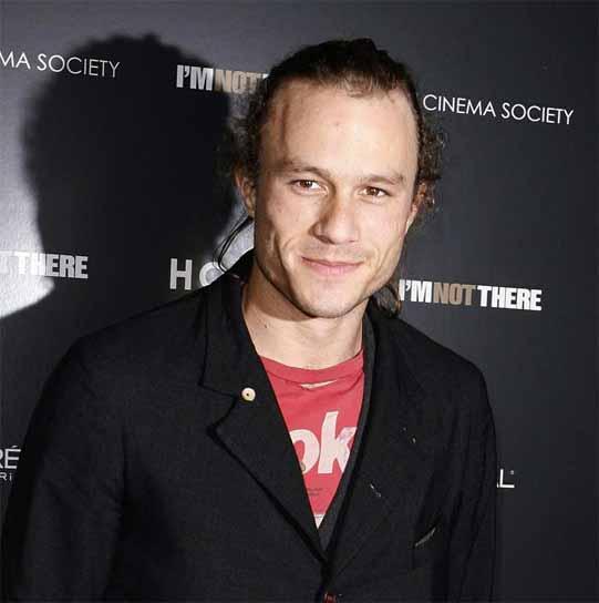Heath Ledger dejó como únicos herederos a sus padres y hermanas