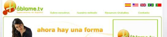 Los inmigrantes podrán aprender español vía Internet gracias a Háblame.TV