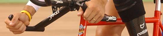 El ciclista paralimpico Roberto Alcaide