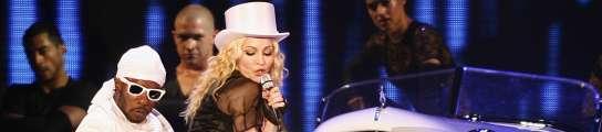 Fans de Madonna invadieron la zona VIP y no dejaron pasar a sus ocupantes