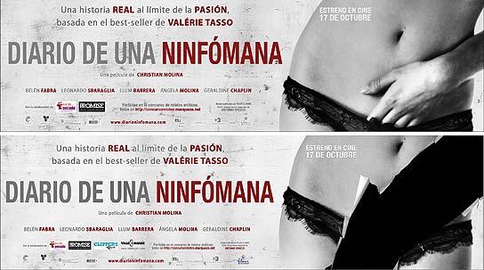 Los dos carteles 'light' que tampoco fueron aceptados por el Ayuntamiento de Madrid