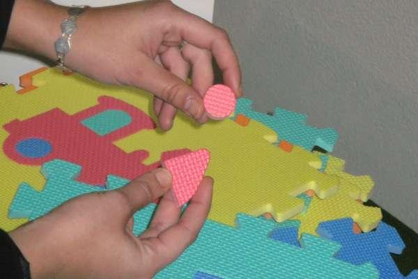 Puzzle-alfombra
