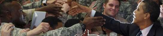 Obama en Irak