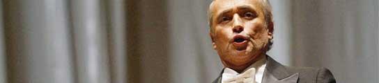 Josep Carreras desmiente que tenga intención de dejar la ópera  (Imagen: 20 minutos)