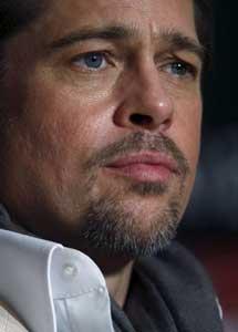 Brad Pitt en Cannes  - 300