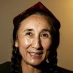 Rebiya Kadeer.