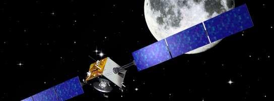 """""""Tendremos el próximo viaje tripulado en 2020, así como la primera mujer en la Luna""""  (Imagen: ESA)"""