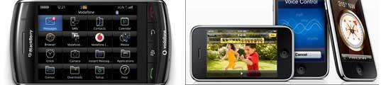 Con la BlackBerry y el iPhone, llegan los malos modales a las empresas  (Imagen: ARCHIVO)