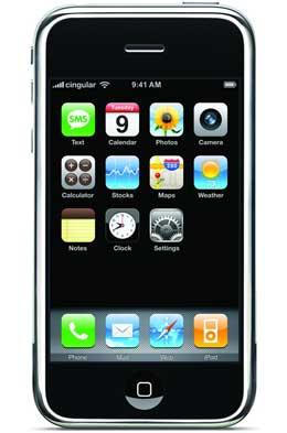 <p>iPhone 3G.</p>