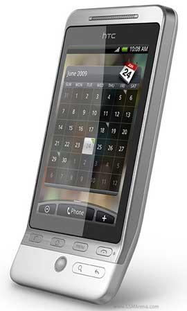 <p>HTC Hero.</p>