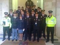 La Policía Local intercambia conocimientos y modelos de trabajo con policías del Reino Unido, Holanda e Italia