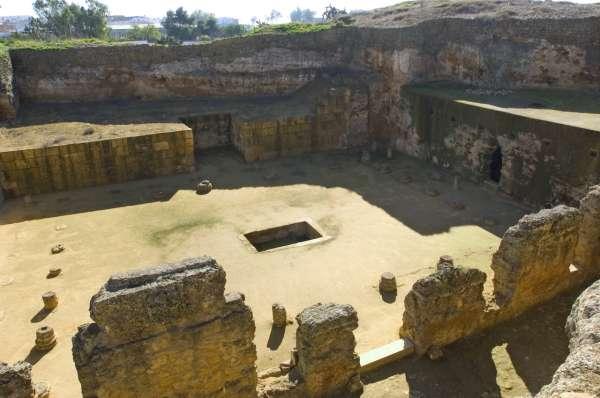 La Necrópolis romana de Carmona abre este lunes espacios inusuales con motivo del Día de Andalucía