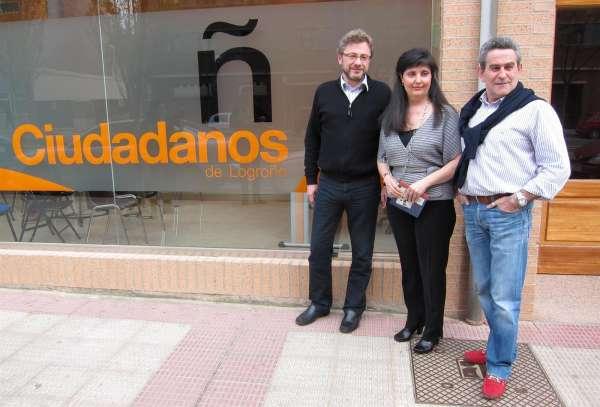 'Ciudadanos de Logroño' propone