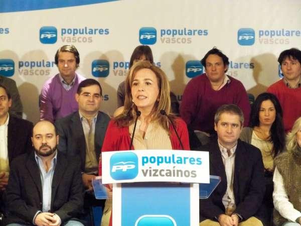 Ruiz (PP) apuesta por un cambio de ciclo en Bilbao y por centrar la actuación en el empleo y la innovación