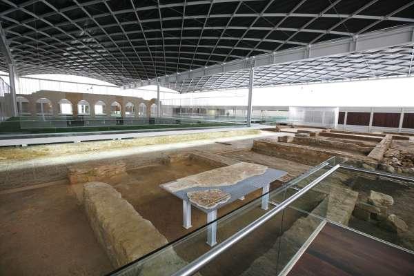 Se amplía hasta el 8 de enero la muestra arqueológica del yacimiento La Olmeda