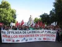 PSOE, CHA e IU exigen al Gobierno que reconsidere