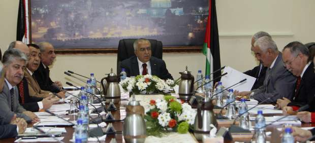 Gobierno palestino