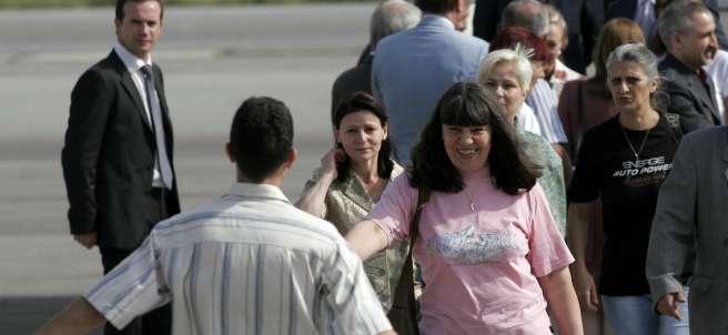 Enfermeras búlgaras