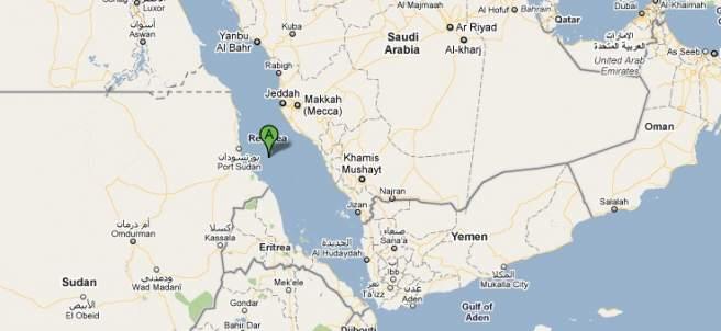 Inmigrantes ahogados frente a Sudán