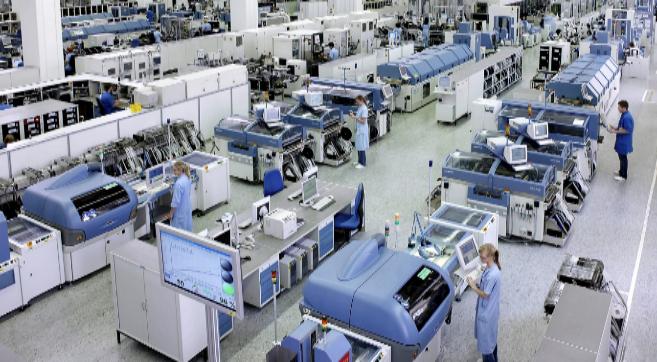 La fbrica ms inteligente de Europa produce a base de
