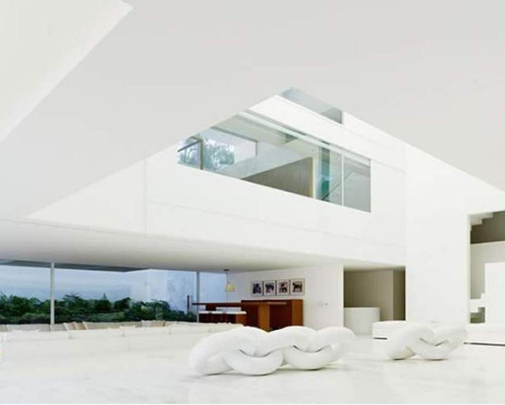 As es la lujosa casa de la primera dama de Mxico  Foto