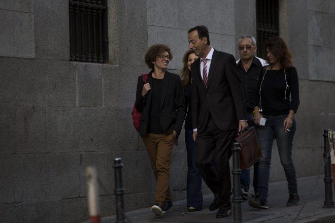 La Audiencia Nacional juzga el lunes a la concejal de Alicante Marisol Moreno por injurias a