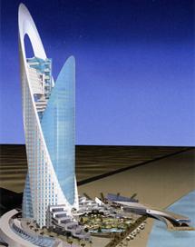 La alicantina Ecisa levantar un rascacielos hotelero en Qatar  Vivienda  elmundoes