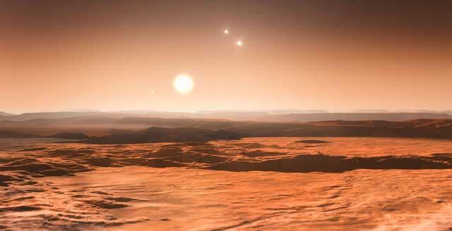 Resultado de imagen de exoplanetas habitables