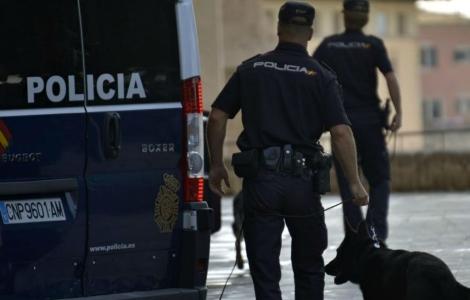 Agentes Policía Nacional