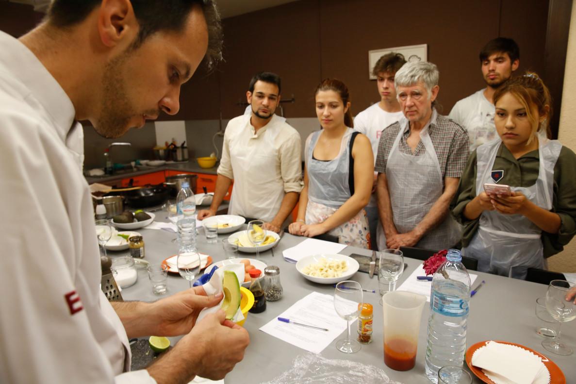 Curso Cocina Japonesa Las Palmas