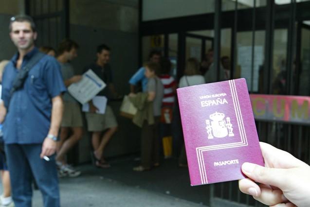 Resultado de imagen de conservacion de la nacionalidad española