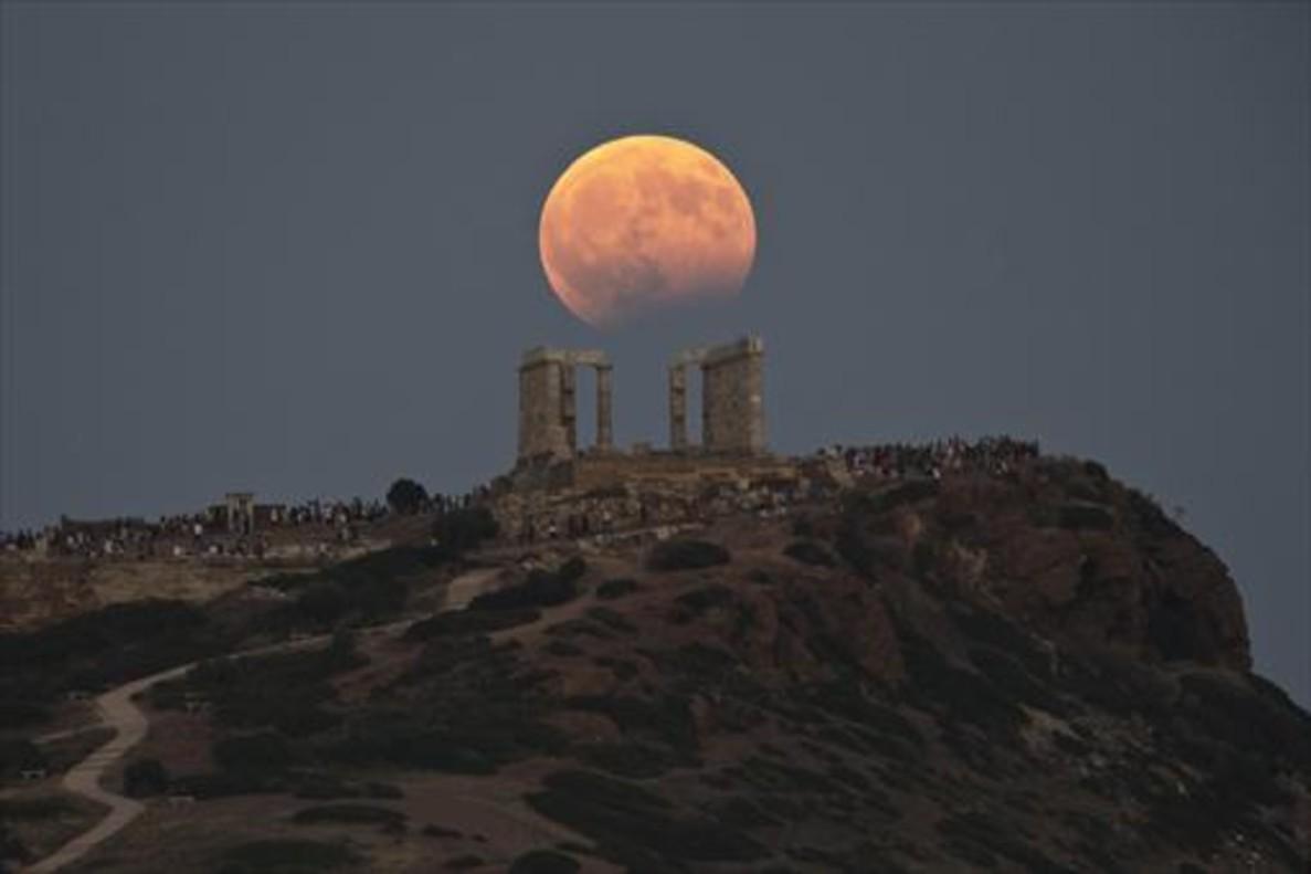 Eclipse lunar julio 2018 Cmo ver y fotografiar luna roja