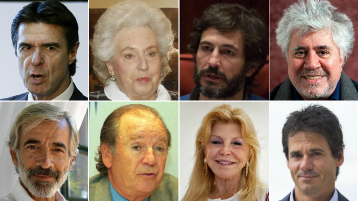Estos son (por ahora) los españoles que aparecen en los papeles de Panamá