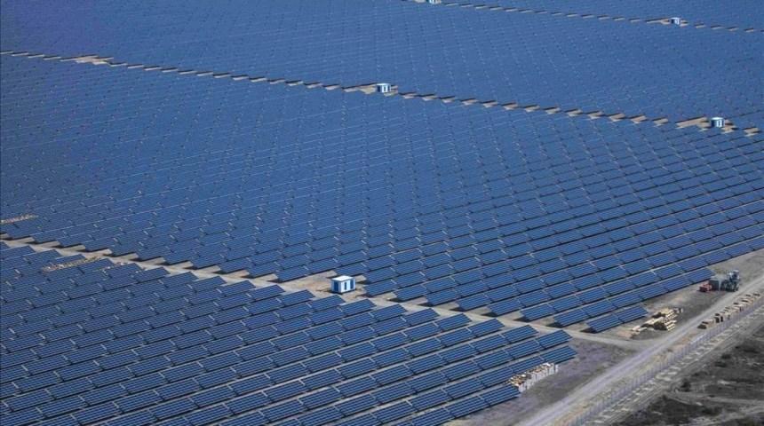 La planta solar alemana Lieberose, la segunda mayor del mundo, ocupa 162 hectáreas al sureste de Berlín.