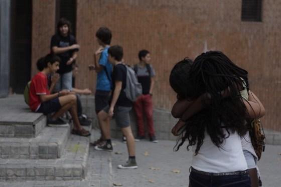 Inicio de curso con récord de alumnos y con 90 escuelas en barracones en Catalunya