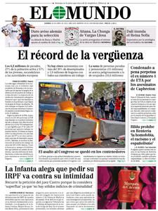 El Mundo, 26-04-2013.