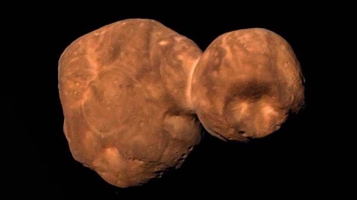 Esta es la imagen más detallada de Arrokoth, el fósil más lejano jamás alcanzado por una misión espacial, Periódico San Juan