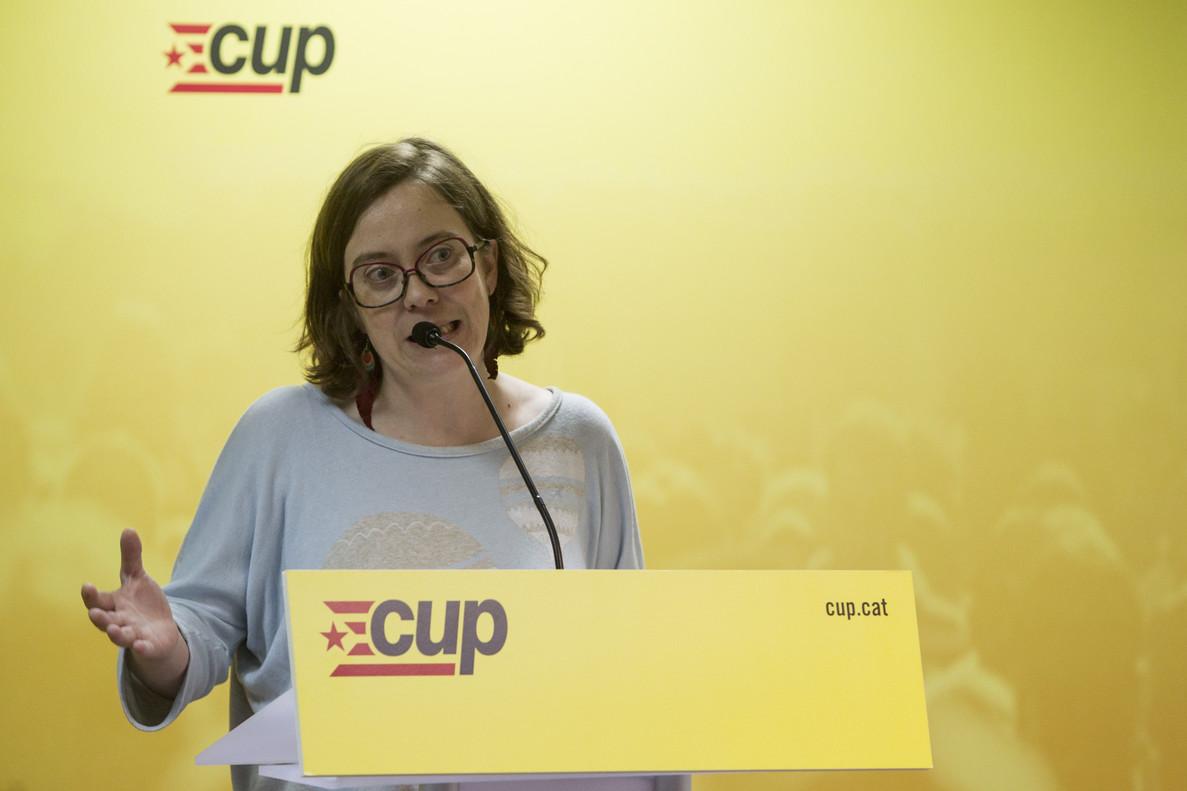 La CUP bendice la subida de impuestos a rentas altas que propone ERC