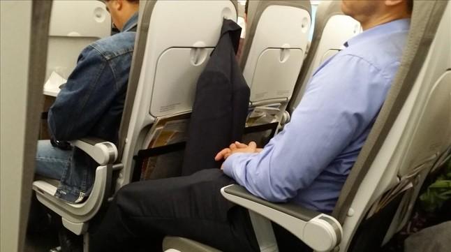 Vueling suprime asientos reclinables en nuevos aviones